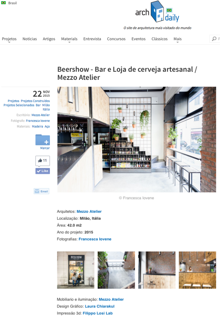 Beershow archdaily br