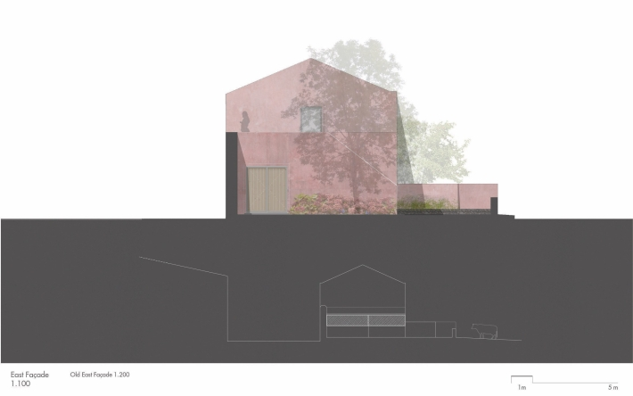pink house drawings9
